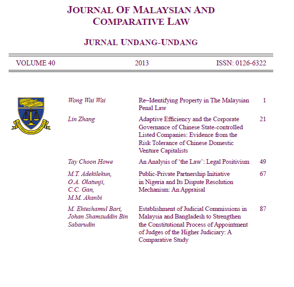 judiciary in malaysia